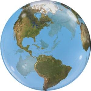 ballon-wereldbol
