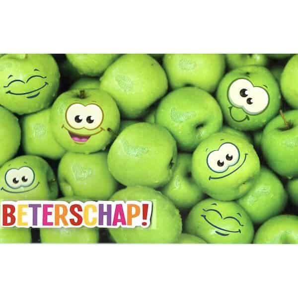 beterschapskaart-blije-groene-appels-1