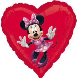 ballon-minnie-mouse-hart
