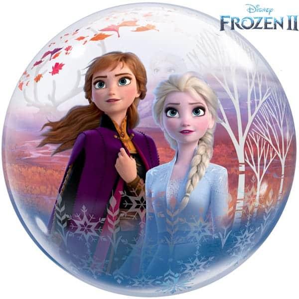 ballon-bubble-frozen-2-voorkant