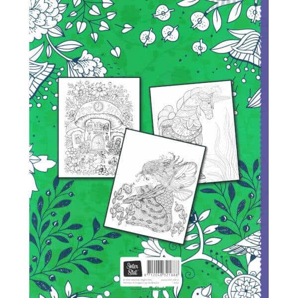 glitter-kleurboek-mythical-creatures-2